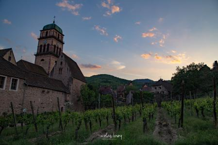 May 07, 2018 • Alsace - Kayserberg & Riquewihr