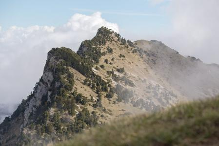 May 14, 2017 • Chartreuse - Rochers de Chalves