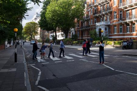 Aug 03, 2017 • Londres - Abbey Road