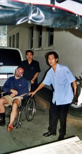 Aug 27, 2002 • Thailande - Hiking in the Chiang Mai area