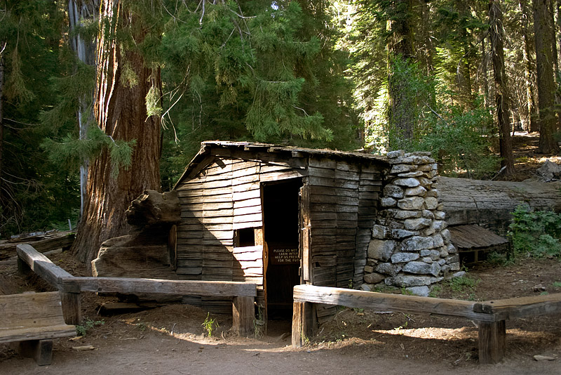 Photo 1432 nicolas leroy photography for Log cabin sequoia national park